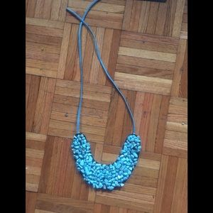 Turquoise necklace authentic nice.